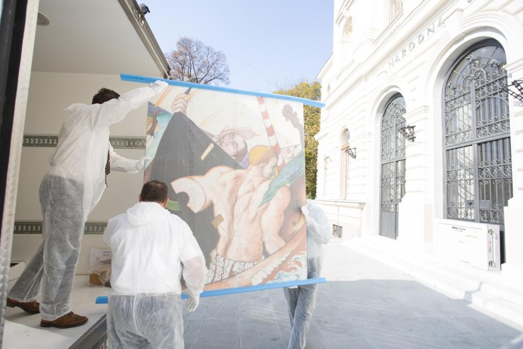 Prevozi umetnin - Rotar Art, Slovenija gallery photo no.3