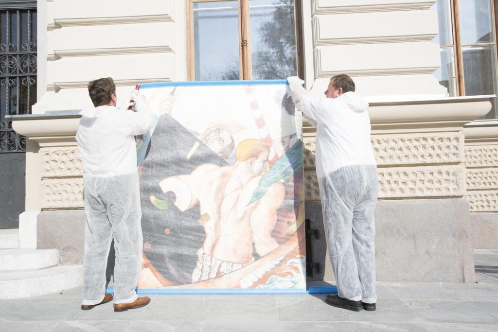 Prevozi umetnin - Rotar Art, Slovenija gallery photo no.5
