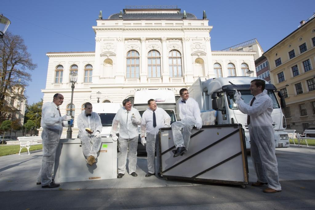 Prevozi umetnin - Rotar Art, Slovenija gallery photo no.10