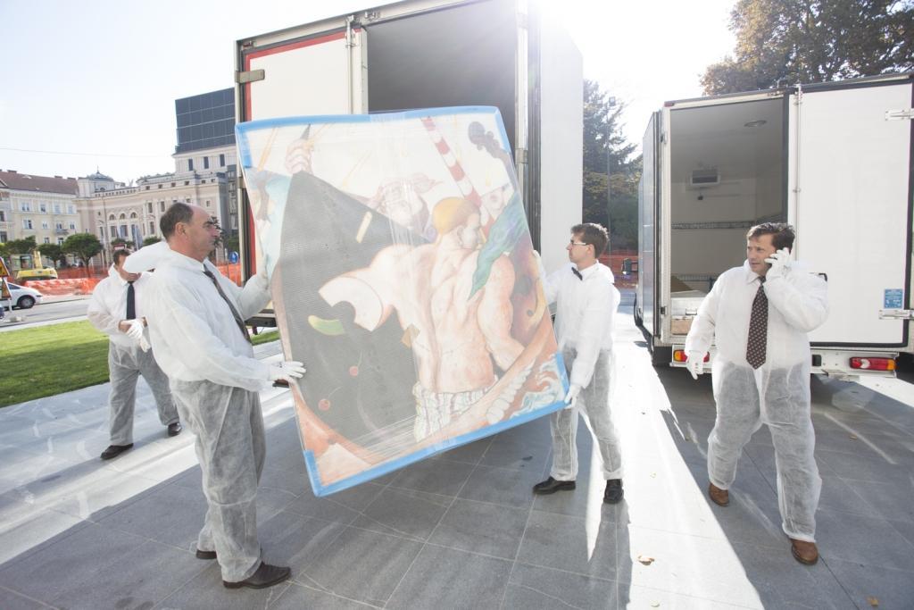 Prevozi umetnin - Rotar Art, Slovenija gallery photo no.13