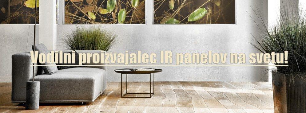 Prodaja IR panelov, nakup IR panelov, cena IR panelov gallery photo no.0