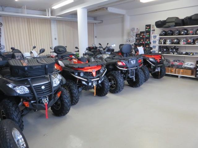 Prodaja atv štirikolesnikov, rezervni deli ATV, gume ATV, Grosuplje gallery photo no.2