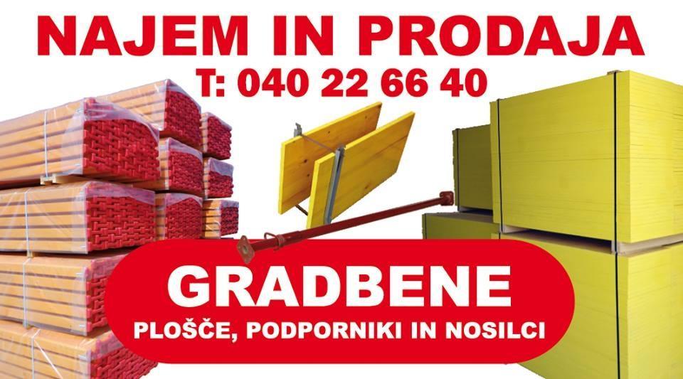 Prodaja, dostava, opažnih plošč, peletov Ljubljana gallery photo no.7