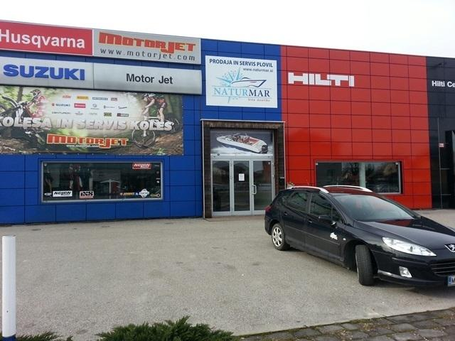 Prodaja in servis plovil - navtični center Maribor  gallery photo no.1