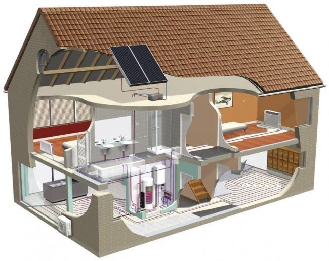 Prodaja, montaža, servis toplotnih črpalk in hladilnih sistemov gallery photo no.3