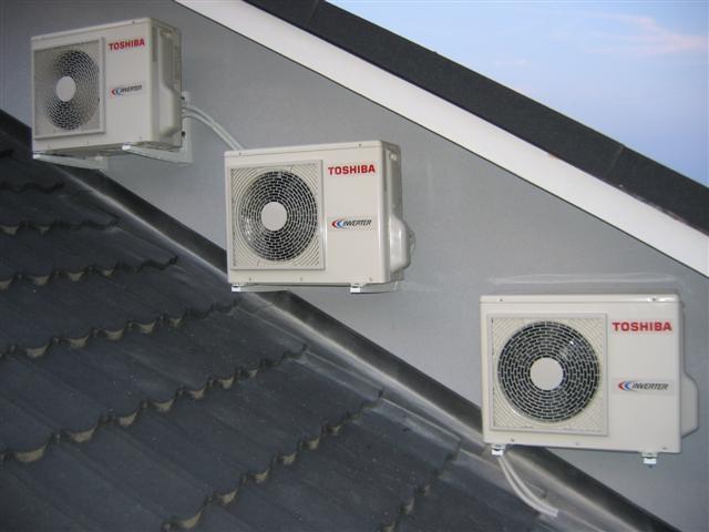 Prodaja, montaža, servis toplotnih črpalk in hladilnih sistemov gallery photo no.4
