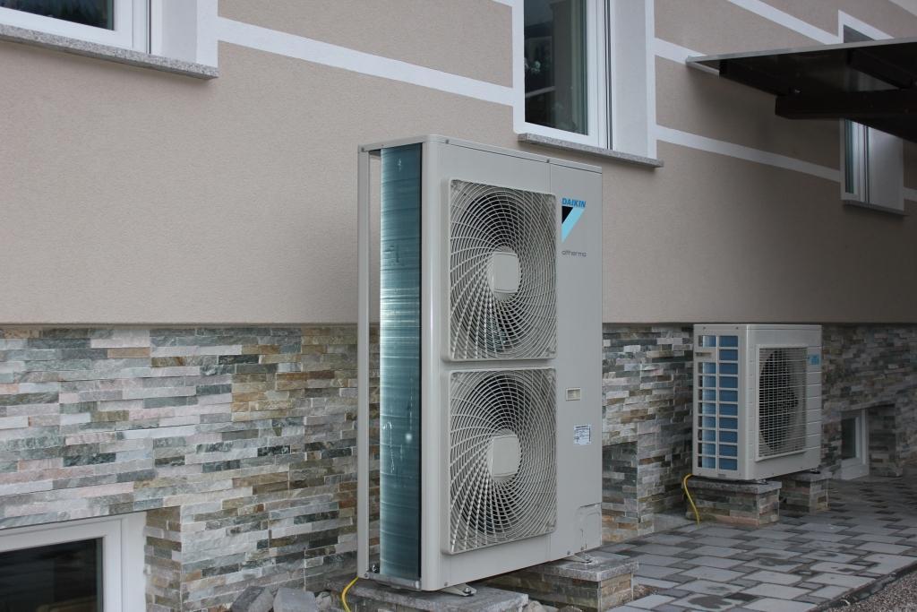 Prodaja, montaža, servis toplotnih črpalk in hladilnih sistemov gallery photo no.11