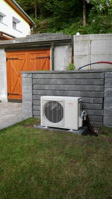 Prodaja, montaža, servis toplotnih črpalk in hladilnih sistemov gallery photo no.16