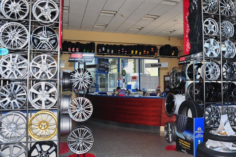 Prodaja pnevmatik, menjava pnevmatik, vulkanizerstvo - Avtocenter Špan Ljubljana gallery photo no.14