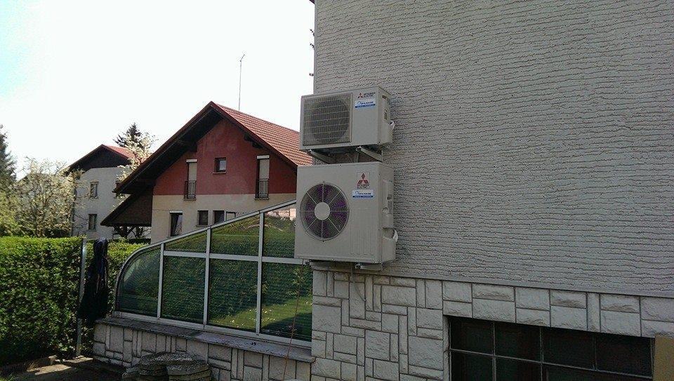 Prodaja, servis, montaža klimatskih naprav Ljubljana, klimatske naprave Mitsubishi gallery photo no.2