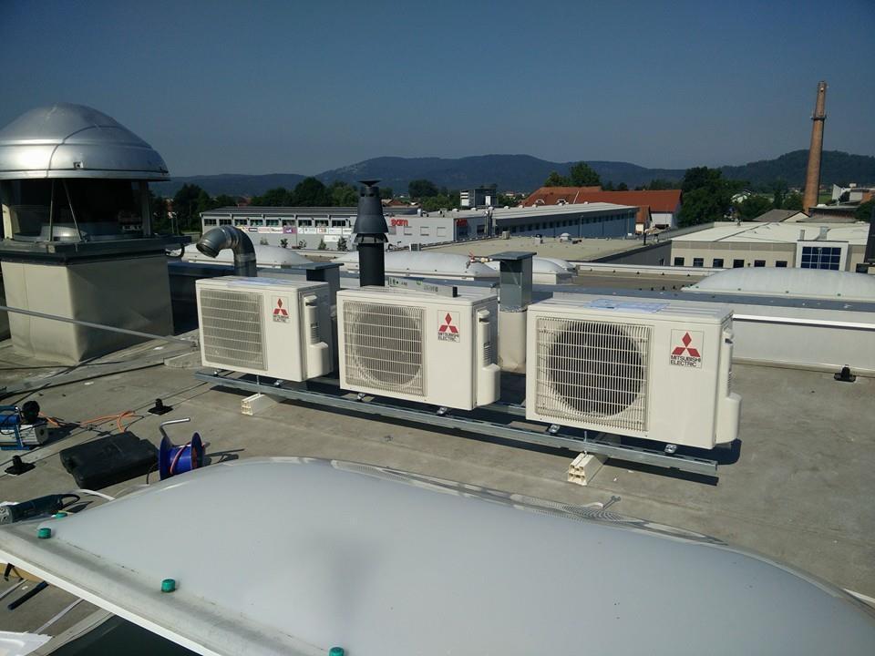 Prodaja, servis, montaža klimatskih naprav Ljubljana, klimatske naprave Mitsubishi gallery photo no.11