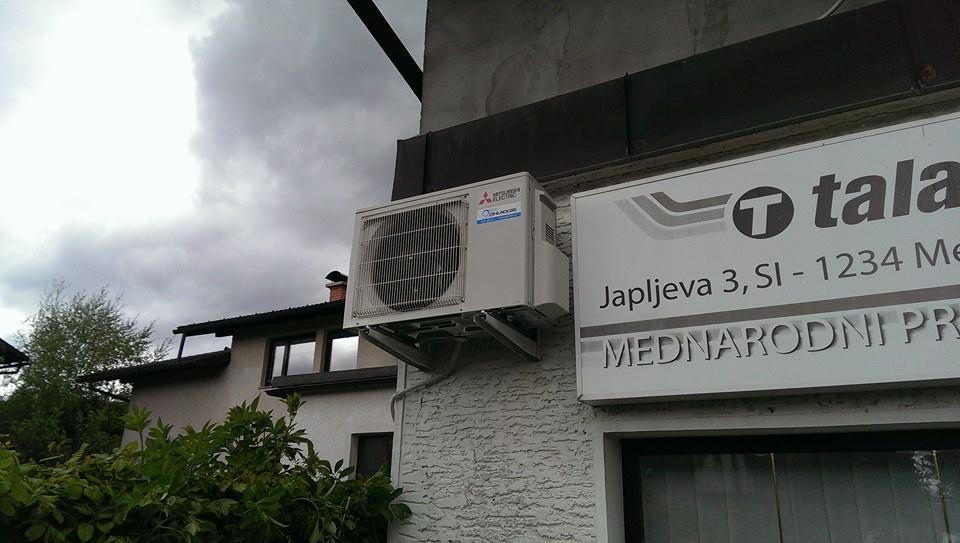 Prodaja, servis, montaža klimatskih naprav Ljubljana, klimatske naprave Mitsubishi gallery photo no.12