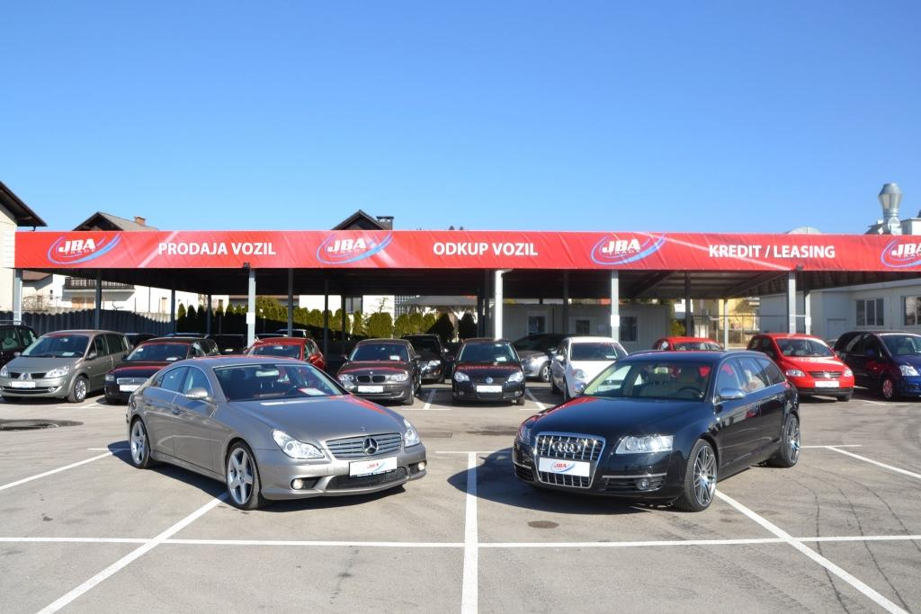 Prodaja vozil JBA Trade d.o.o., Medvode gallery photo no.3
