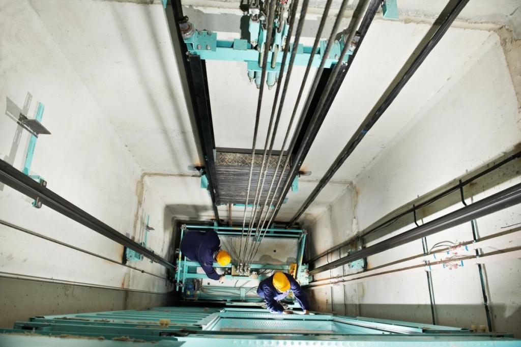 Projektiranje elektroinštalacij Celje, servis, montaža dvigal Celje gallery photo no.8