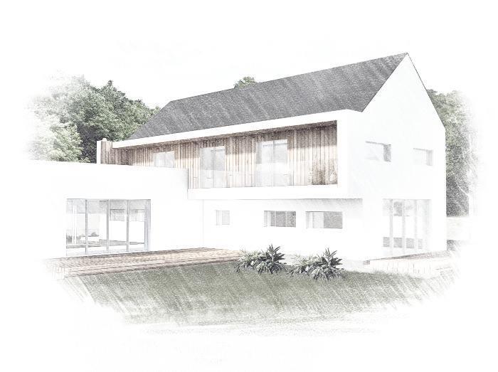 Projektiranje modernih hiš Ibis Ideaal gallery photo no.3