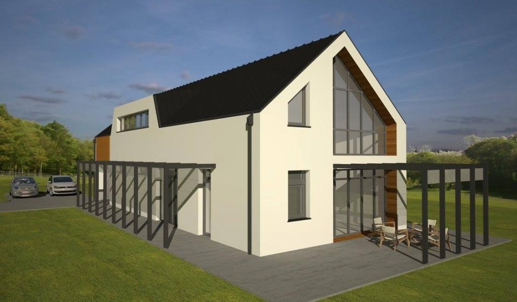 Projektiranje modernih hiš Ibis Ideaal gallery photo no.7