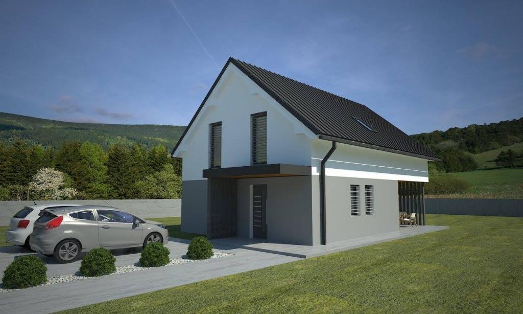 Projektiranje modernih hiš Ibis Ideaal gallery photo no.8