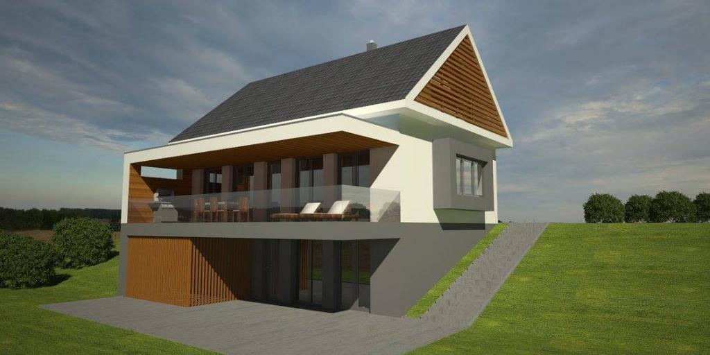 Projektiranje modernih hiš Ibis Ideaal gallery photo no.11