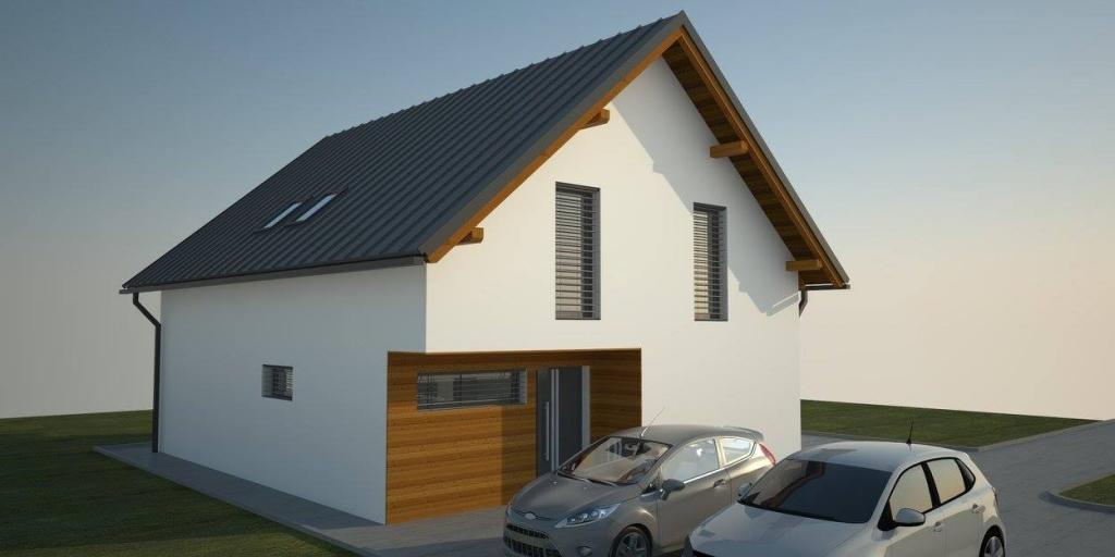 Projektiranje modernih hiš Ibis Ideaal gallery photo no.12
