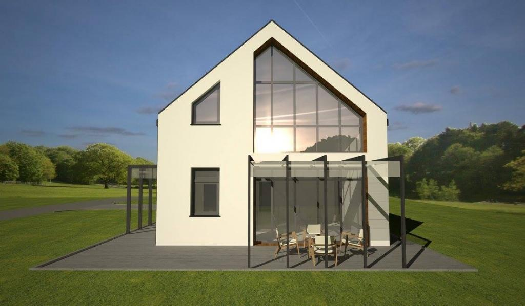 Projektiranje modernih hiš Ibis Ideaal gallery photo no.13