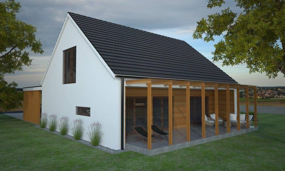 Projektiranje modernih hiš Ibis Ideaal gallery photo no.14