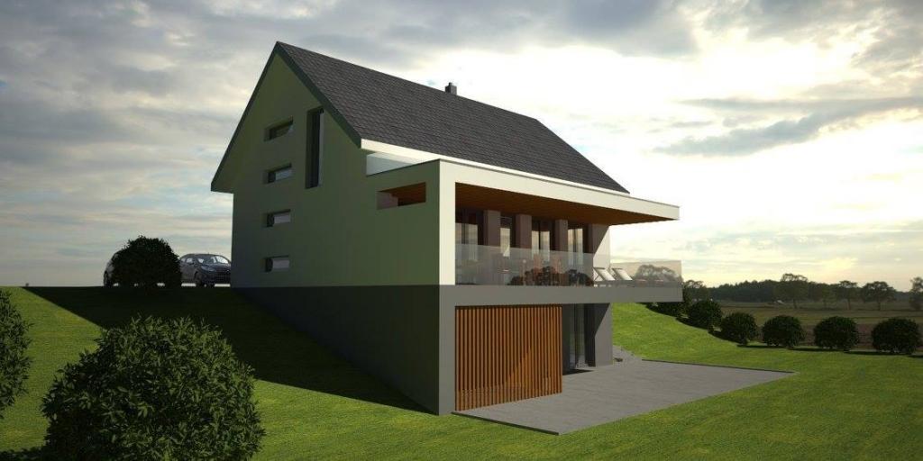 Projektiranje modernih hiš Ibis Ideaal gallery photo no.15