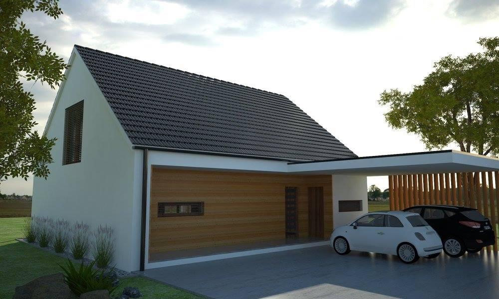 Projektiranje modernih hiš Ibis Ideaal gallery photo no.16