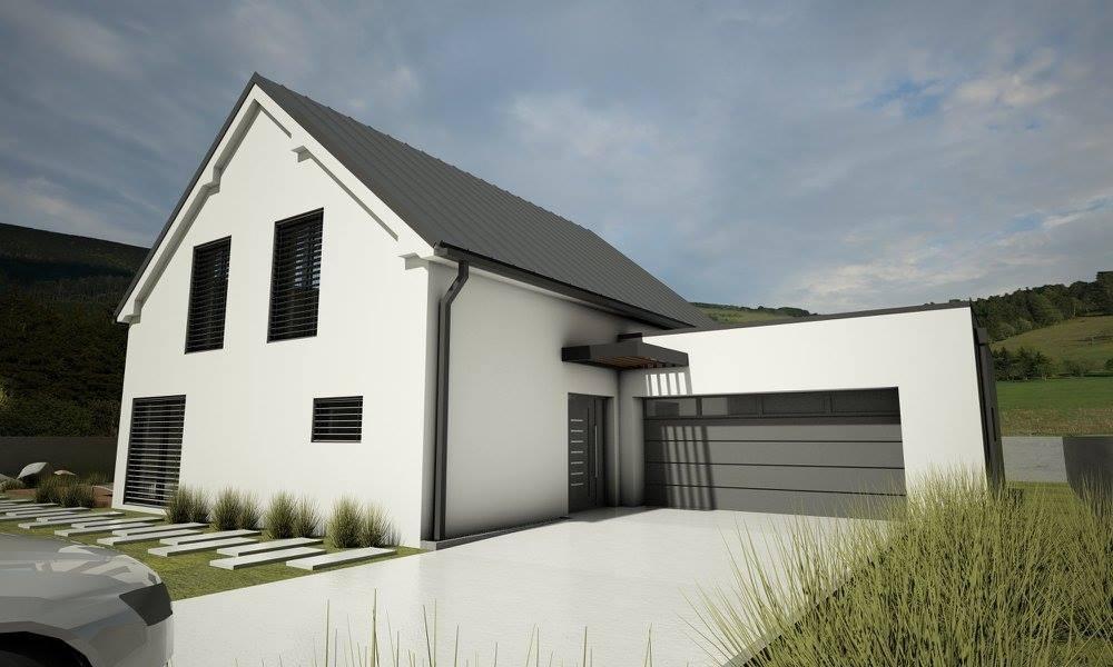Projektiranje modernih hiš Ibis Ideaal gallery photo no.17