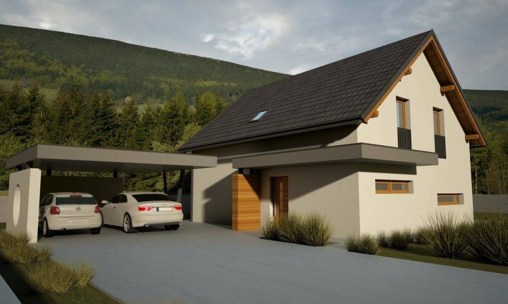 Projektiranje modernih hiš Ibis Ideaal gallery photo no.18
