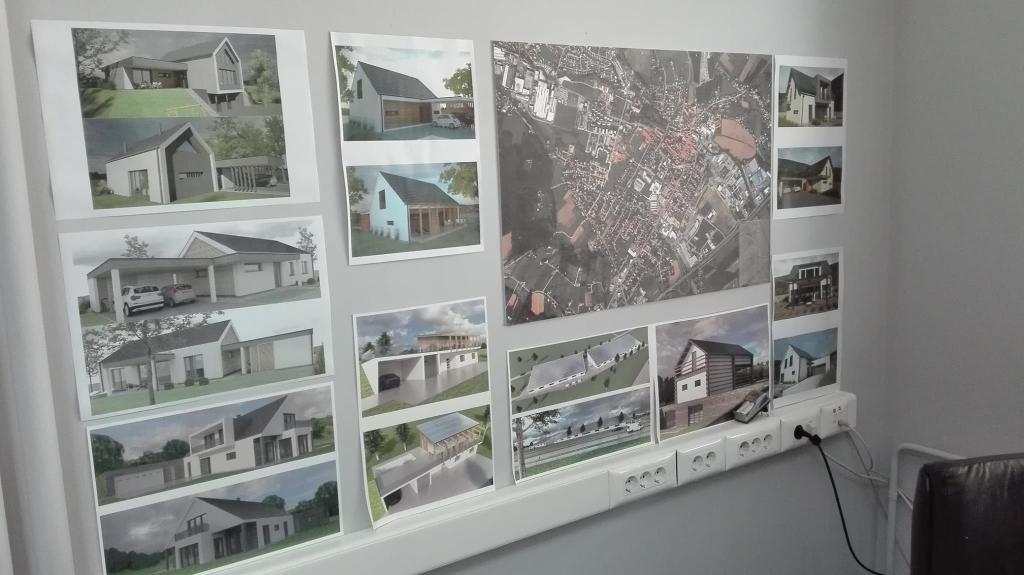 Projektiranje modernih hiš Ibis Ideaal gallery photo no.19