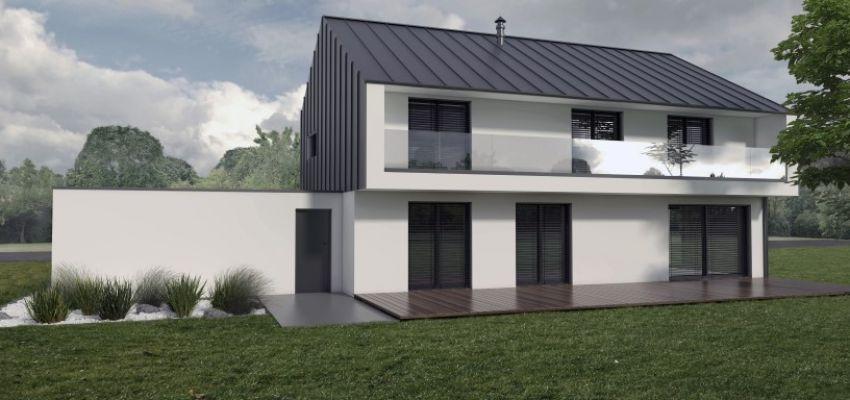 Projektiranje modernih hiš Ibis Ideaal gallery photo no.20