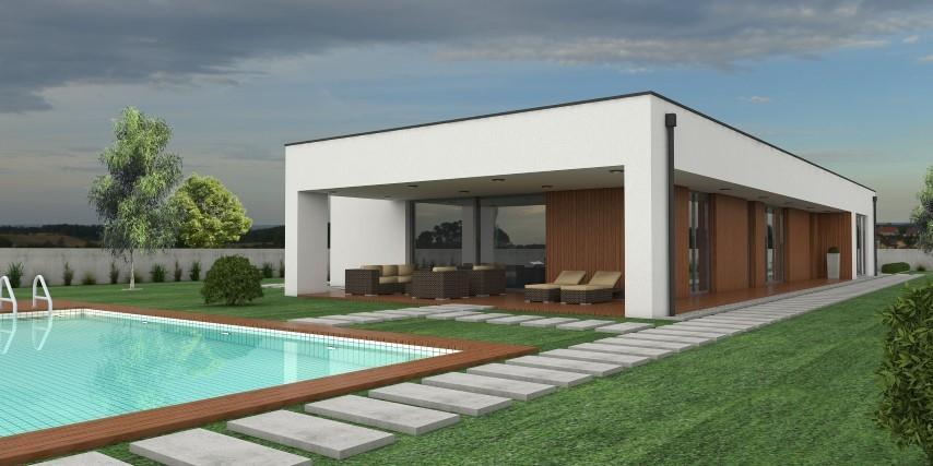 Projektiranje modernih hiš Ibis Ideaal gallery photo no.21