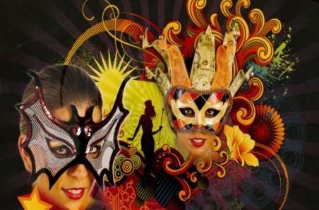 Pustne maske, pustni kostumi, novoletni okraski gallery photo no.16