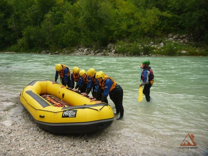 Rafting, kajak, rent a bike Soča - POSITIVE SPORT Kobarid gallery photo no.7