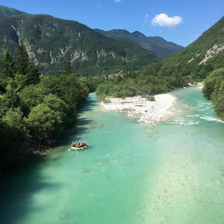 Rafting, kajak, rent a bike Soča - POSITIVE SPORT Kobarid gallery photo no.11