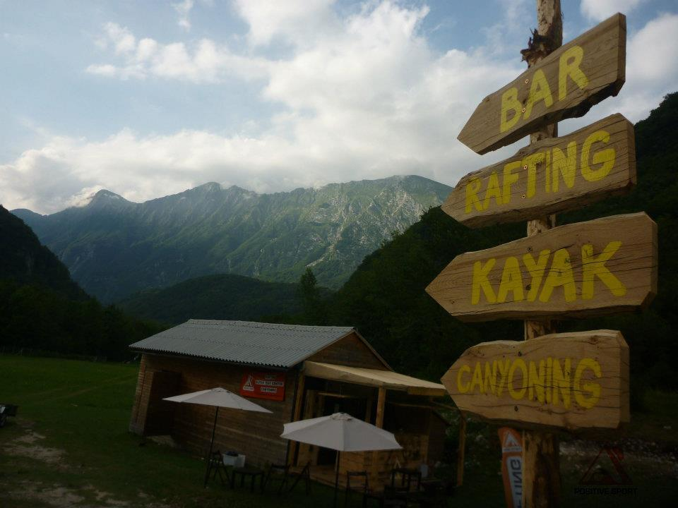 Rafting, kajak, rent a bike Soča - POSITIVE SPORT Kobarid gallery photo no.8