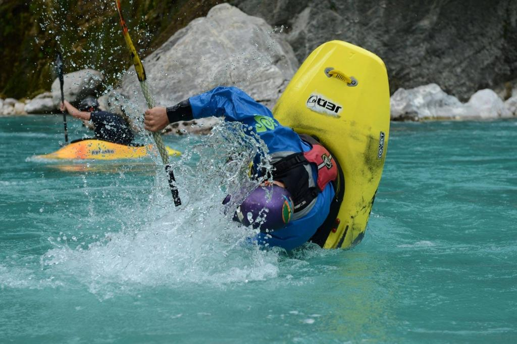 Rafting, kajak, rent a bike Soča - POSITIVE SPORT Kobarid gallery photo no.15