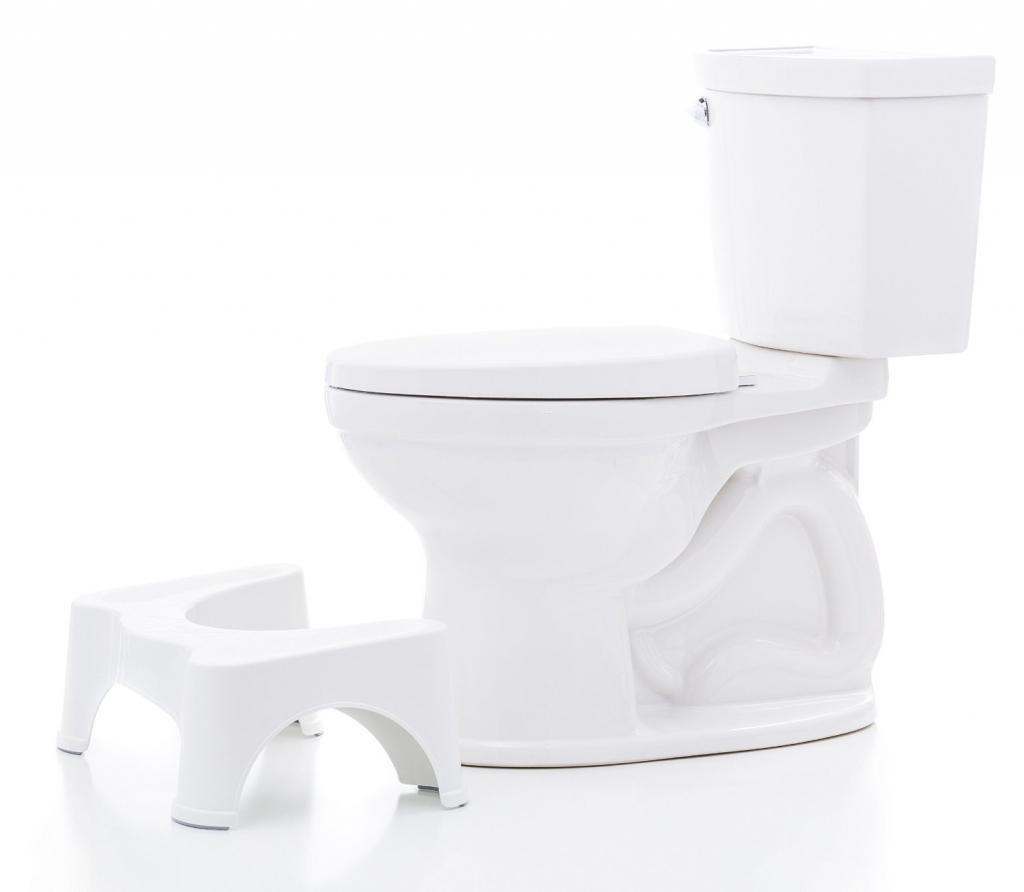 Rešitev težav s hemoroidi, zunanji hemoroidi, zaprtost, wc pručka, toaletna pručka, pravilno odvajanje gallery photo no.12
