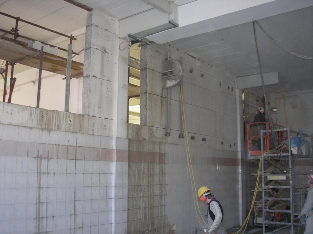 Rezanje betona, vrtanje betona, brušenje betonskih površin Štajerska gallery photo no.0