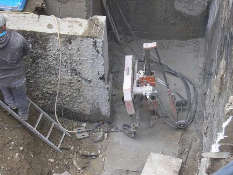 Rezanje betona, vrtanje betona, brušenje betonskih površin Štajerska gallery photo no.1