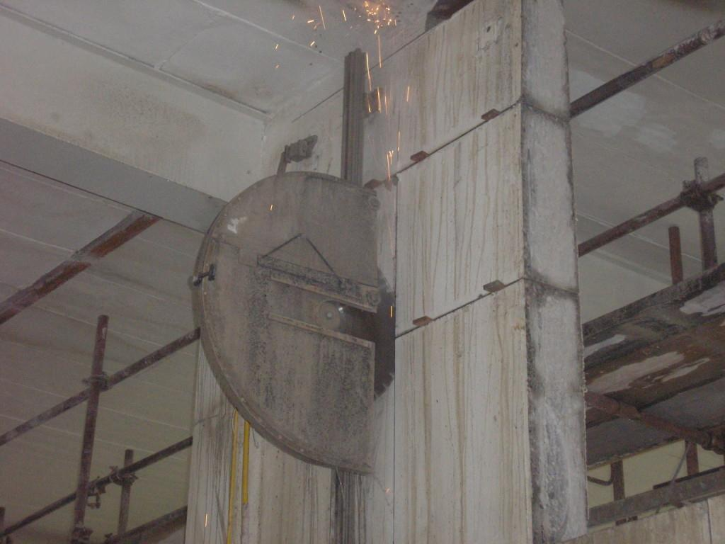 Rezanje betona, vrtanje betona, brušenje betonskih površin Štajerska gallery photo no.3