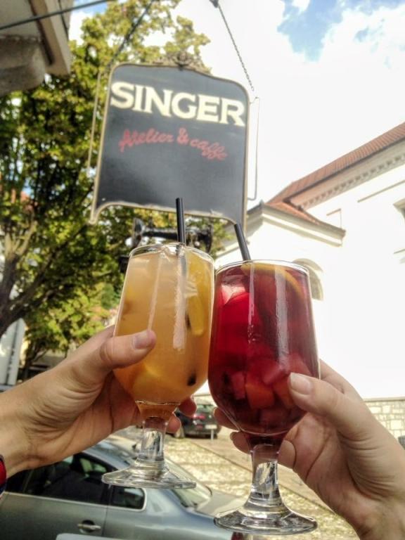 SINGER ATELIER & CAFÉ gallery photo no.42
