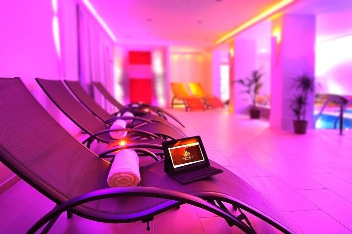 Savne in masaže, anticelulitna nega, Wellness club Victoria, Ljubljana gallery photo no.9