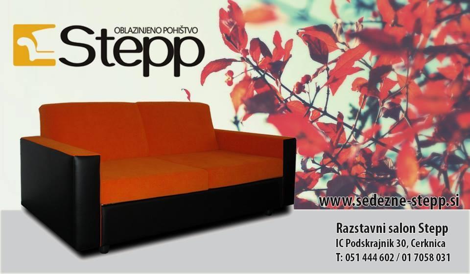 Sedežne garniture po meri - oblazinjeno pohištvo STEPP gallery photo no.26