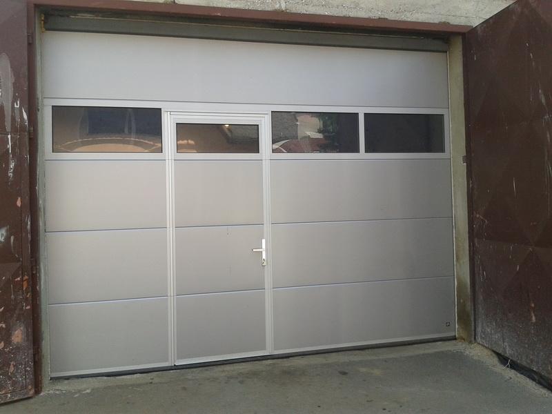 Prodaja, montaža in servis garažnih in rolo vrat gallery photo no.0