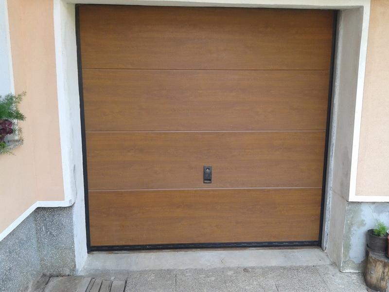 Prodaja, montaža in servis garažnih in rolo vrat gallery photo no.1