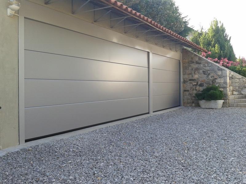 Prodaja, montaža in servis garažnih in rolo vrat gallery photo no.3