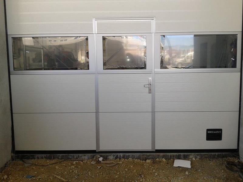 Prodaja, montaža in servis garažnih in rolo vrat gallery photo no.4
