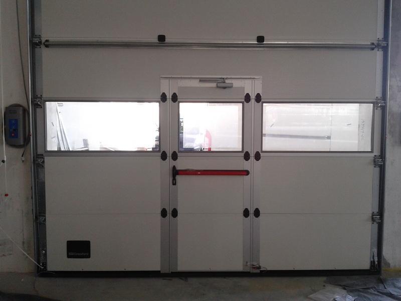 Prodaja, montaža in servis garažnih in rolo vrat gallery photo no.5