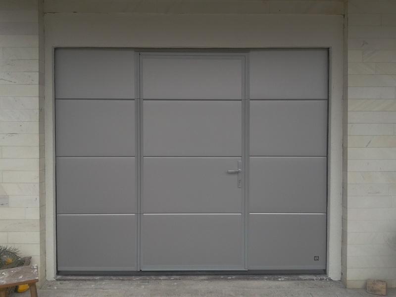 Prodaja, montaža in servis garažnih in rolo vrat gallery photo no.13